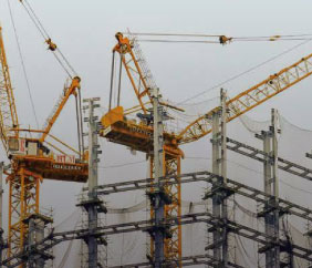 Structures Fabrication & Erections
